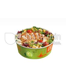 Produktabbildung: McDonald's Grilled Chicken Caesar Salad 0 g