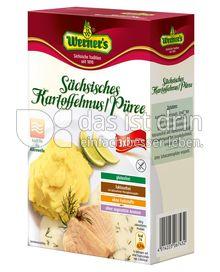 Produktabbildung: Werner's Sächsisches Kartoffelmus / Püree 6 St.