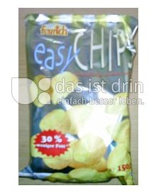 Produktabbildung: Feurich Easy Chips 150 g