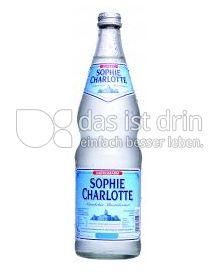 Produktabbildung: Sophie Charlotte Natürliches Mineralwasser 700 ml
