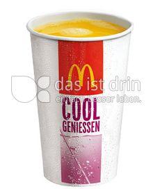 Produktabbildung: McDonald's Orangensaftgetränk