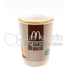 Produktabbildung: McDonald's Cappuccino 0,2 l