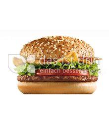 Produktabbildung: McDonald's Nacho Beef