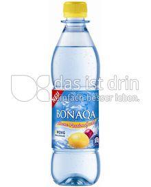Produktabbildung: Bonaqa Zitrone-Passionsfrucht 0,5 l