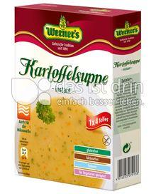 Produktabbildung: Werner's Kartoffelsuppe 4 St.