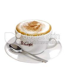 Produktabbildung: McDonald's Cappuccino mit fettarmer Milch tall