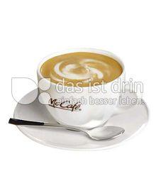 Produktabbildung: McDonald's Milchkaffee mit Vollmilch grande
