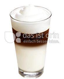 Produktabbildung: McDonald's Latte Macchiato mit fettarmer Milch tall