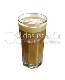 Produktabbildung: McDonald's Caffè Latte mit Soja regular