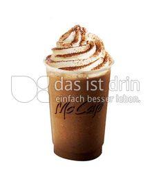 Produktabbildung: McDonald's Mocha Frappé mit fettarmer Milch tall