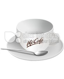 Produktabbildung: McDonald's Schoko Frappé mit fettarmer Milch tall