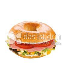 Produktabbildung: McDonald's Cheese & Ham Bagel