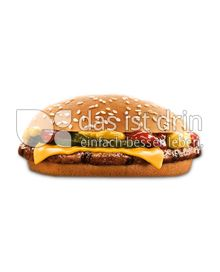 Produktabbildung: Burger King Cheeseburger 120 g
