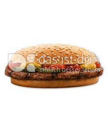 Produktabbildung: Burger King Hamburger 115 g