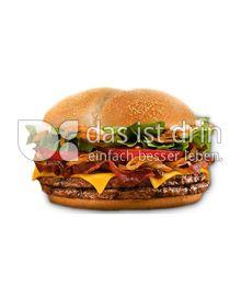 Produktabbildung: Burger King Double Steakhouse 367 g