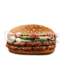 Produktabbildung: Burger King Hot Chili Double 187 g