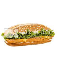 Produktabbildung: Burger King Long Chicken ® 209 g