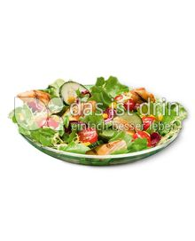 Produktabbildung: Burger King Grilled Chicken Delight Salad 278 g