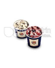 Produktabbildung: Burger King X-Cream Sundae Erdbeer Crunch 170 g