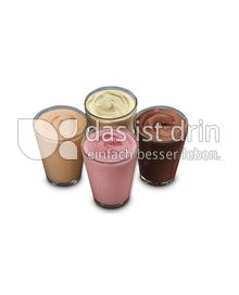 Produktabbildung: Burger King King Shake Strawberry 0,4 l