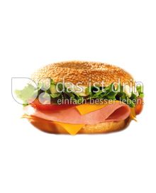 Produktabbildung: Burger King Ham & Cheese Bagel 206,3 g
