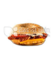 Produktabbildung: Burger King Bacon & Egg Bagel 194,3 g