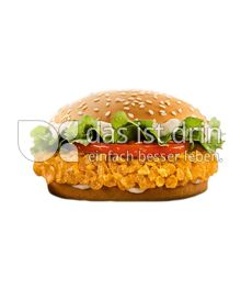 Produktabbildung: Burger King Crispy Chicken 189 g