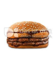 Produktabbildung: Burger King BBQ Double 186 g