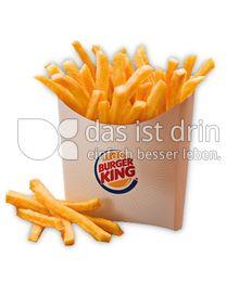 Produktabbildung: Burger King King Pommes