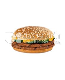 Produktabbildung: Burger King Double Chili Cheese Burger 170 g