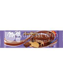 Produktabbildung: Milka ChocoWafer 180 g
