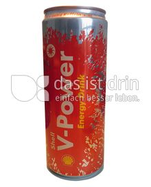 Produktabbildung: Shell V-Power Energy Drink 330 ml