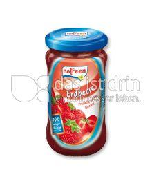 Produktabbildung: natreen Erdbeer Konfitüre 225 g