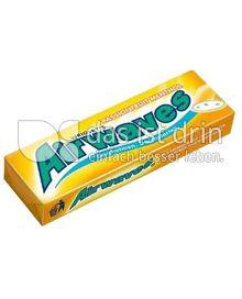 Produktabbildung: Airwaves Passionfruit Menthol 10 St.