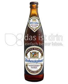 Produktabbildung: Weihenstephaner Hefeweissbier dunkel 0,5 l
