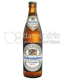 Produktabbildung: Weihenstephaner Hefeweissbier leicht 0,5 l