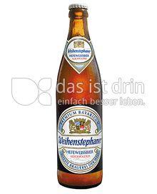 Produktabbildung: Weihenstephaner Hefeweissbier alkoholfrei 0,5 l