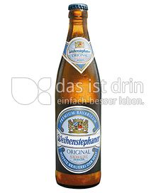 Produktabbildung: Weihenstephaner Original alkoholfrei 0,5 l