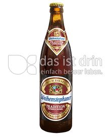 Produktabbildung: Weihenstephaner Tradition 0,5 l