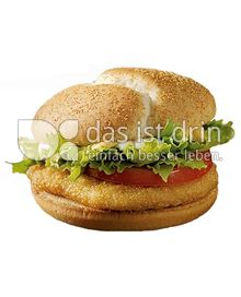 Produktabbildung: McDonald's Curry Chicken