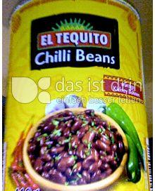 Produktabbildung: El Tequito Chilli Beans 420 g