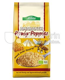 Produktabbildung: Allos Amaranth-Honig Poppies 300 g