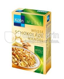 Produktabbildung: Kölln Müsli Weisse Schokolade Mandel 600 g