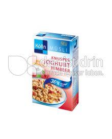 Produktabbildung: Kölln Müsli Knusper Joghurt Himbeer 500 g
