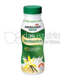Produktabbildung: Andechser Natur Bio-Vanillemilch 1,8% 250 g