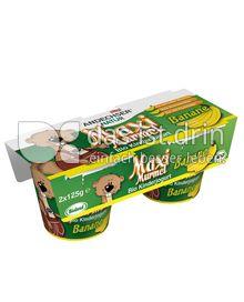 Produktabbildung: Andechser Natur Bio-Kinderjogurt mild, Banane 3,7% 250 g