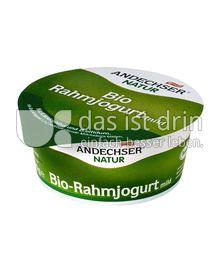 Produktabbildung: Andechser Natur Bio-Rahmjogurt mild, Natur 10% 150 g