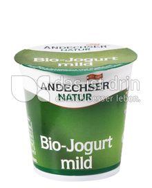 Produktabbildung: Andechser Natur Bio-Jogurt mild 3,7% 150 g
