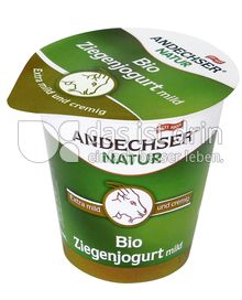 Produktabbildung: Andechser Natur Bio-Ziegenjogurt mild 3,3% 150 g