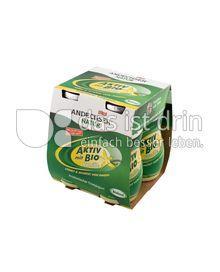 Produktabbildung: Andechser Natur Prob. Trinkjogurt Aktiv mit Bio, Vanille 400 g